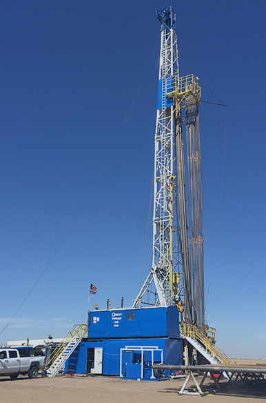 Independent Oil & Gas Drilling | Quest Drilling Services